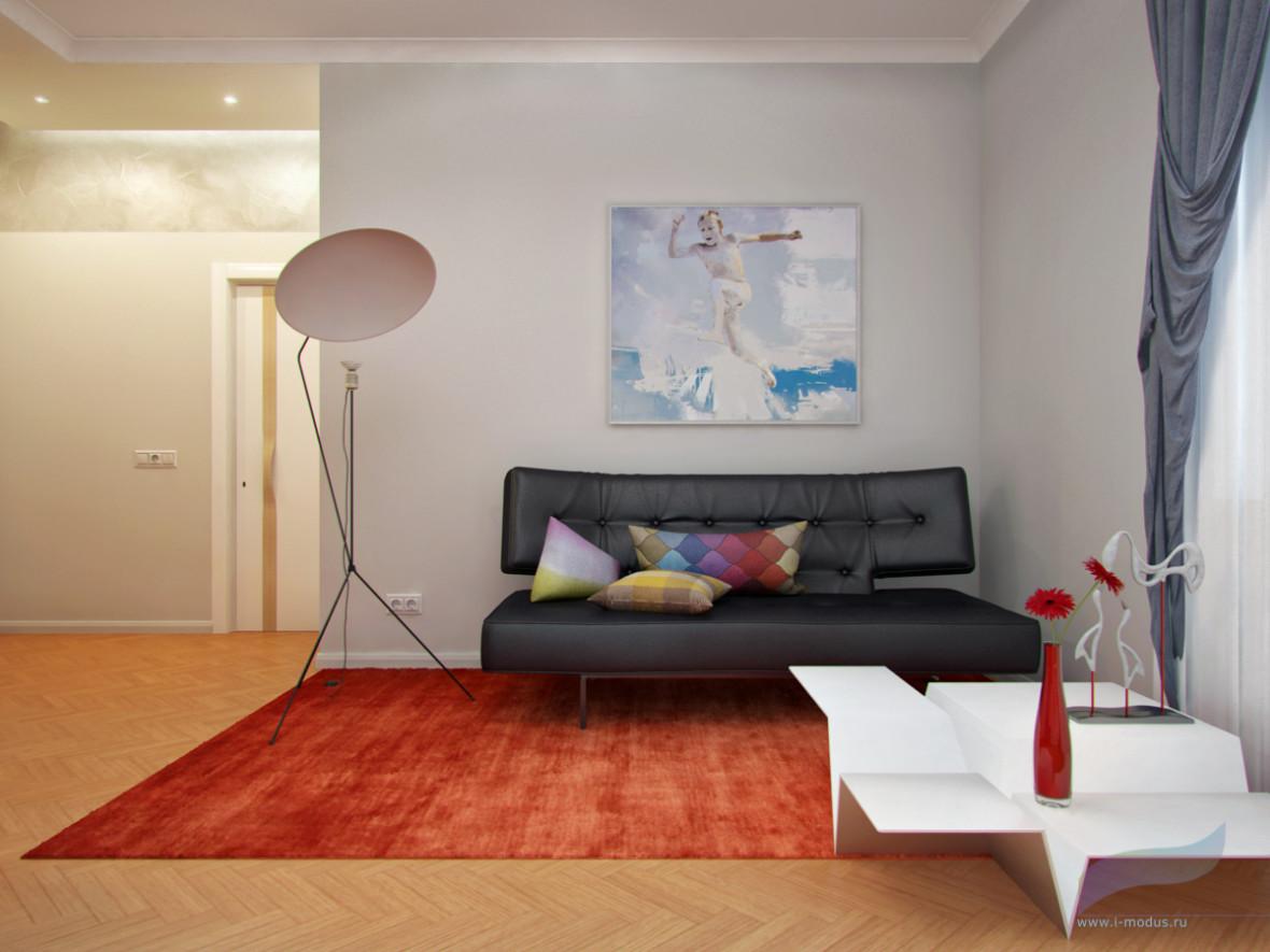 дизайн-интерьера-гостиной-ligne-roset