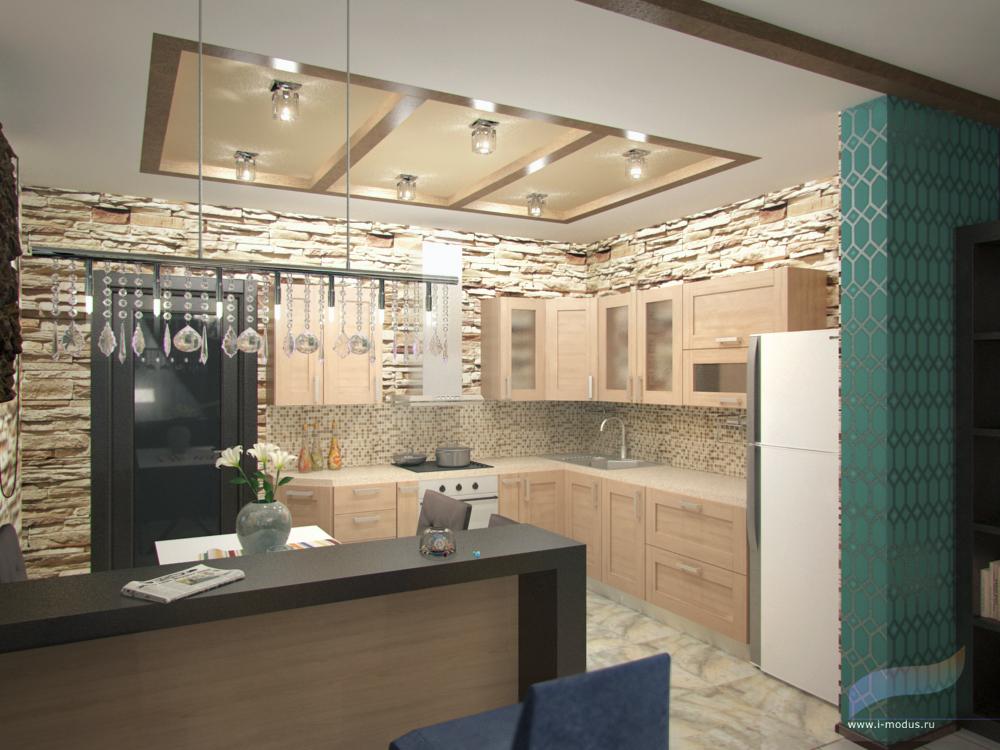 проект-маленькой-кухни-фото