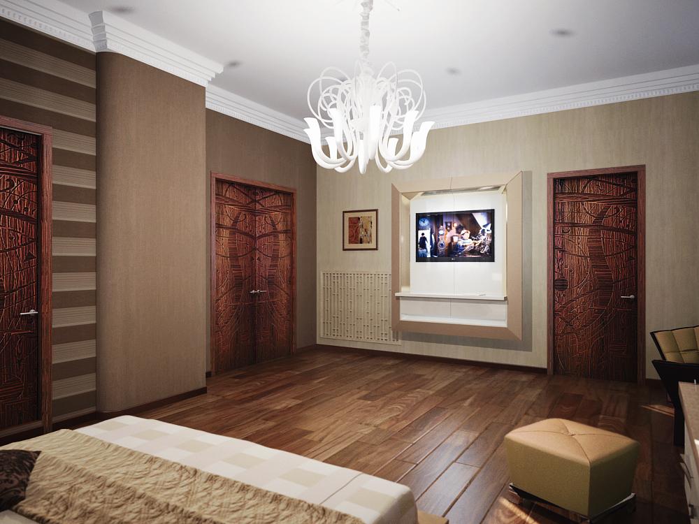 лепнина-в-интерьере, карнизы-Orac-decor-фото