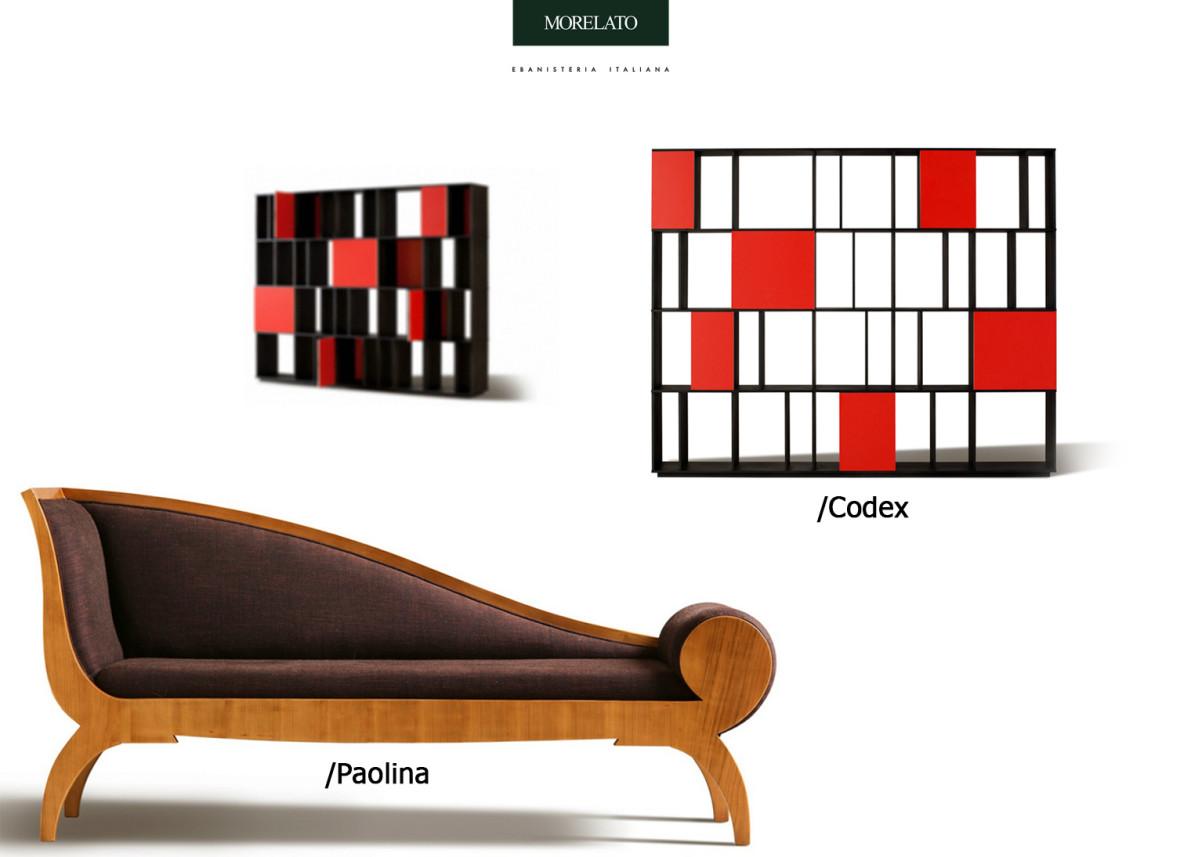 Morelato-Paolina-мебель-классическая