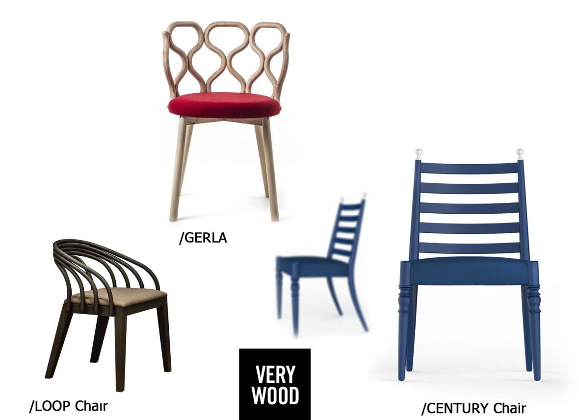Very-Wood-Century и Loop-chair