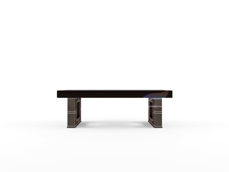 кофейный стол vinotti art line