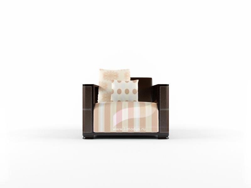 кресло 3д модель vinotti