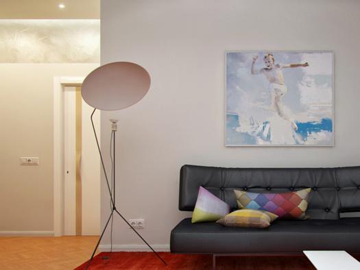 Дизайн однокомнатной квартиры в Москве