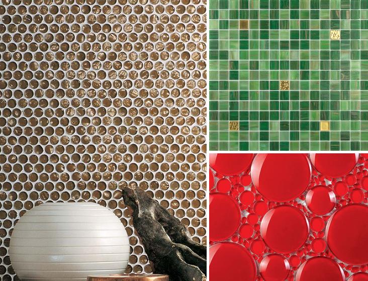 Изготовление мозаичной плитки своими руками 92