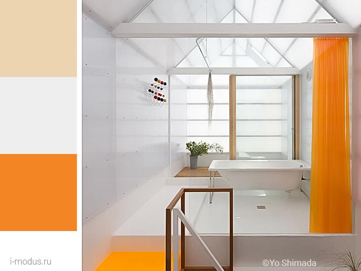 потолок-в-японском-стиле