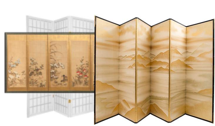 японский-ширмы-фото