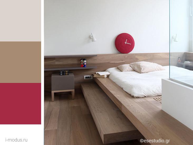спальня-в-японском-стиле