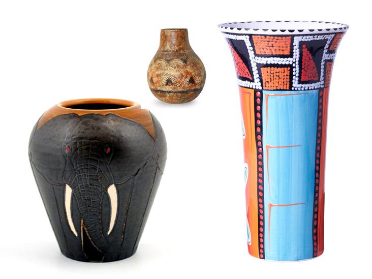 вазы-в-африканском-стиле