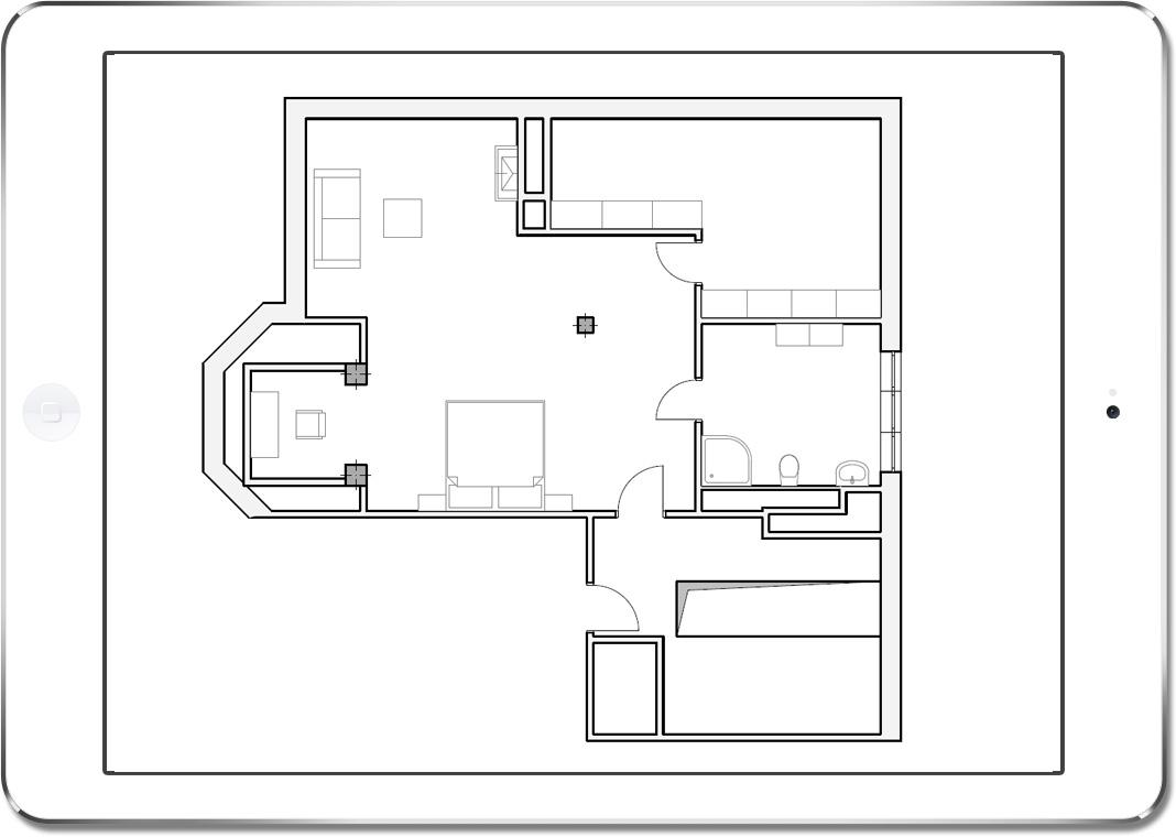план-мансардного-этажа