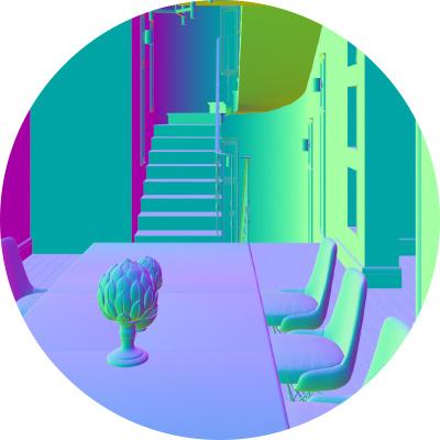 архитектурная визуализация 3d