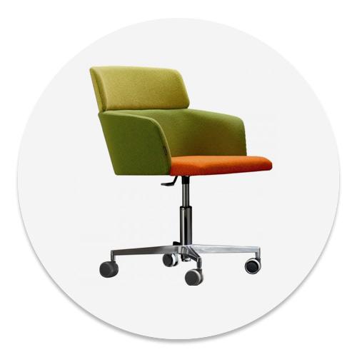 офисный стул capdell concord
